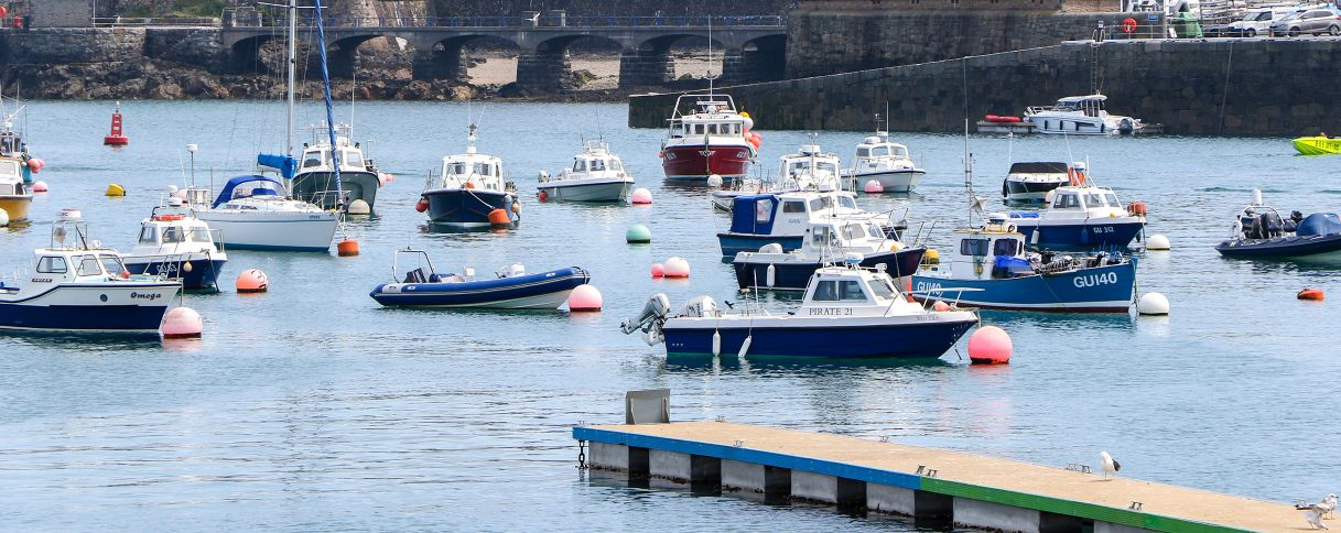 guernsey harbours layby pontoons